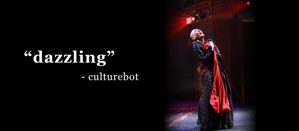 "dazzling""-culturebot"